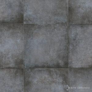 Terraferma Negro Porcelanato